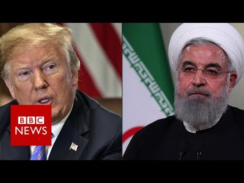 Xxx Mp4 US Iran Sanctions What Do They Mean BBC News 3gp Sex