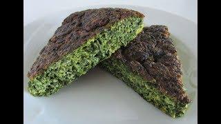 آموزش درست کردن کوکو سبزی در سه سوت