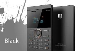 iFcane E1 1inch Mini Cell Card Phone