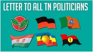 Letter to all our politicians    Settai Night Show Promo    Smile Settai   Republic Tv Spoof