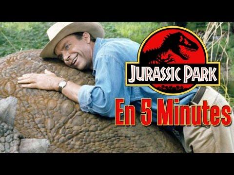 Jurassic Park en 5 min