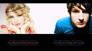 Taylor Swift & Adam Young  Enchanted  Best  Mashup Version 2 with lyrics & download link