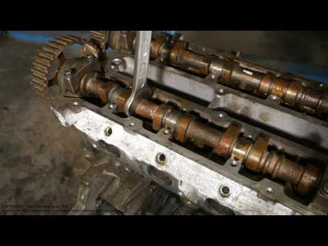 Interesting things inside Ford Zetec engine