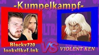 Let's Show ULTRA Street Fighter II The Final Challengers - Kumpelkampf gegen das Böse!
