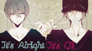 Nightcore - It's Alright, It's Ok [Male Version]