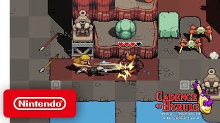 All About Cadence of Hyrule: Crypt of the NecroDancer Ft. The Legend of Zelda - Nintendo Switch