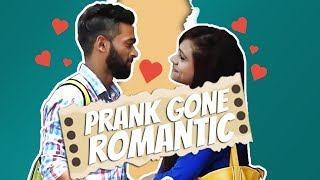 Prank Gone Romantic - Girl Asking Direction in Funny Language #2 - Prank In India 2017