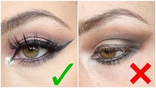 Makeup mishap: Eyeshadow do's and don'ts, how to apply, brushes (beginner friendly)