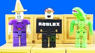 Open Roblox Toys Series 2 Surprise Toys With Just4fun290