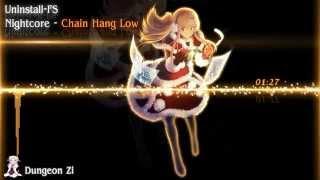 Nightcore - Chain Hang Low[Remix]