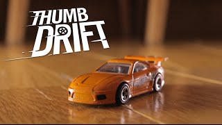 The Great Car Robbery - The Showdown 3 [Hotwheels video for Thumb Drift]