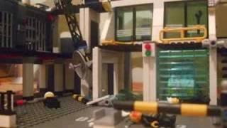 Lego city jail break