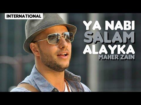 Maher Zain Ya Nabi Salam Alayka International Version Vocals Only No Music