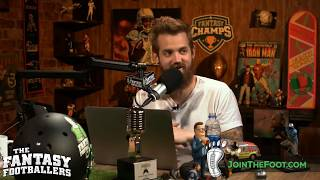 """Week 3 Fantasy Football - Mike """"The Fantasy Hitman"""" Wright is LIVE right now answering questions!"""
