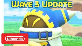 Kirby Star Allies: Wave 3 Update – Magalor is here! – Nintendo Switch