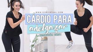 Cardio para adelgazar 10 minutos   Sensació Zero   Gym Virtual