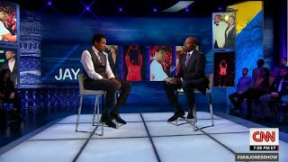Jay-Z on CNN's Van Jones Show (Full Interview)
