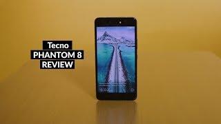 Tecno Phantom 8 Review