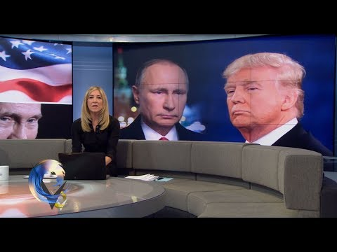 G20 SUMMIT Trump and Putin are to meet for the first time BBC News