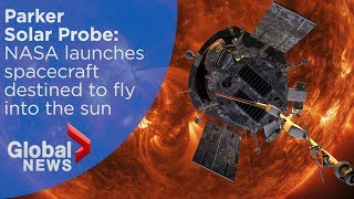 NASA+Parker+Solar+Probe+launch+scrubbed