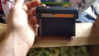 My retro gamer zone crate unboxing