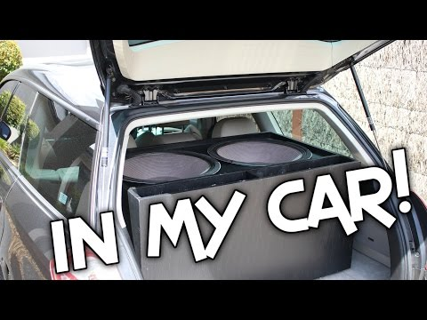 Xxx Mp4 TWO 18 INCH SUBS IN MY CAR 3gp Sex