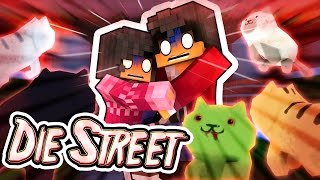 Night of the Living Cats! | MyStreet Minecraft Roleplay [Part #1]
