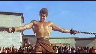TRIUMPH OF MACISTE - Feat of Strength - Kirk Morris