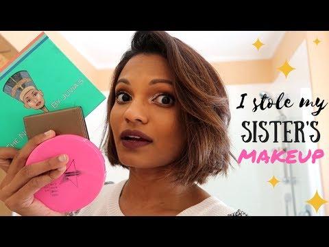 Xxx Mp4 I Stole My Sister S Makeup I GLAM LOOK Sri Lankan Brown Skin 3gp Sex