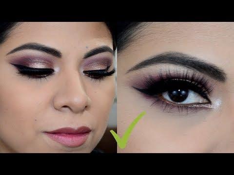 Xxx Mp4 Smokey Borgoña Y Oro Rosa Tips Para Un Maquillaje Social Impecable 3gp Sex