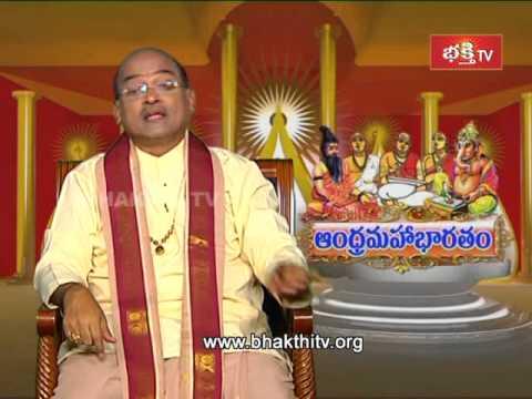 Garikipati Talks about Brahmins Andhra Mahabharatam Drona Parvam Episode 1215 Part 3