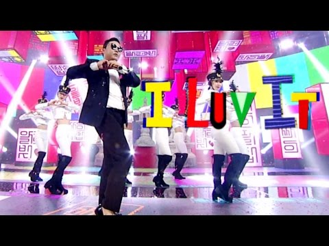 《Comeback Special》 PSY - I LUV IT @인기가요 Inkigayo 20170514