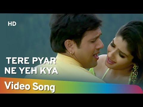 Xxx Mp4 Tere Pyar Ne Govinda Raveena Tandon Rajaji Alka Yagnik Anand Milind Hindi Hit Songs HD 3gp Sex