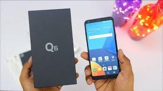 LG Q6 Unboxing, Impressions & Camera Samples | That Display 😍