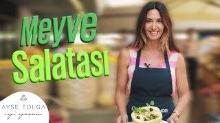 Meyve Salatası Tarifi 🍒🍍| Ayşe Organikanyon