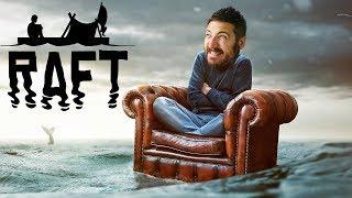 DROP A FLOATER - Raft Gameplay Part 2