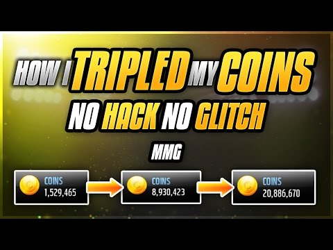 How I TRIPLED My Coins in One Day Investing NO Hack NO Glitch Madden Mobile 17