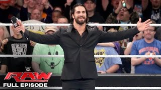 WWE Raw Full Episode, 23 May 2016 - Raw after Extreme Rules