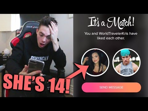 Xxx Mp4 PRETENDING TO BE MY LITTLE SISTER ON TINDER 3gp Sex