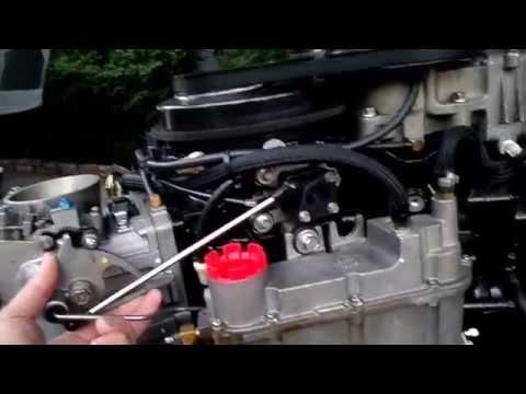 alarm and chugging engine