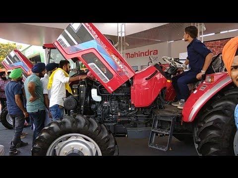 Xxx Mp4 Mahindra Arjun Novo 605 DI I 4×4 Tractor । 3gp Sex
