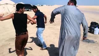 رقص شباب تعز على الشاطئ في السعوديه جده