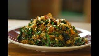 Palak Kishmish | Cooksmart | Sanjeev Kapoor Khazana