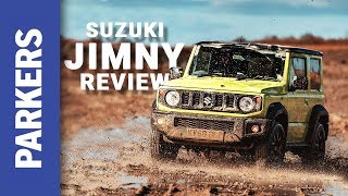Suzuki Jimny 2019 In-Depth Review With Off-Roading | Would you buy one?
