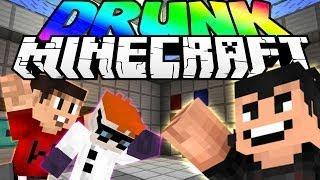 Drunk Minecraft #61 | BUILD MY THING