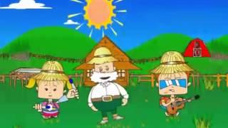 La Granja De Mi Tío - Canti Rondas | Canciones Infantiles