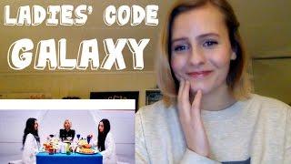 LADIES' CODE (레이디스 코드) GALAXY (갤럭시) MV REACTION