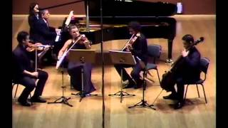 Robert Schumann - Piano Quintet E flat Major Op. 44