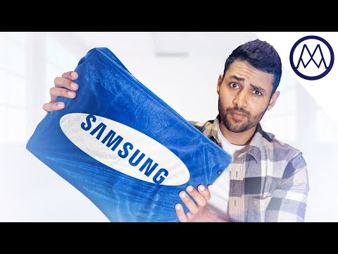 Mystery Unboxing from Samsung.