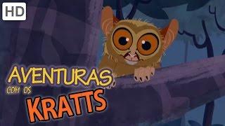 Aventuras com os Kratts - Insecto Ou Macacos e Ensopado de Floresta Parte 2 (Episódio Completo)